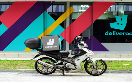 The site of Deliveroo Editions 2 in Lavender, Singapore. Photo: Deliveroo