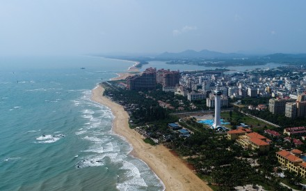 Boao Town in Hainan, China. Picture: Xinhua