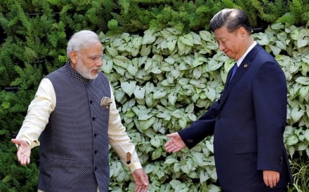 Narendra Modi and Xi Jinping. Photo: Reuters