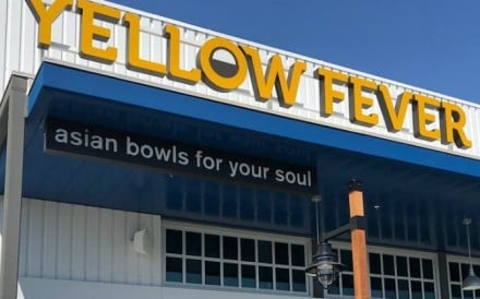The owner of the independently owned and operated eatery Yellow Fever – whose name is taken from the slang term for a white man's sexual attraction to Asian women – admitted the name is 'kind of shocking'