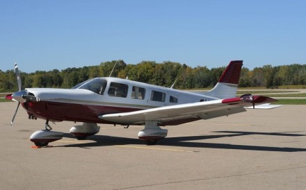 A Piper personal aircraft. Photo: dmadau/iStockphoto