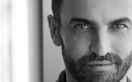 Nicolas Ghesquiere, designer of Louis Vuitton, has signed a new contract.