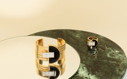 Former Lane Crawford buyer Magali Ginsburg co-founded Cercle Amédée last year. Based in Paris, its fashion jewellery is made in ateliers across Europe