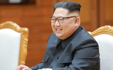 North Korea's leader Kim Jong-un will travel to Singapore on June 12 for the summit with Donald Trump. But the US has to find a way to pay for the expensive hotel. Photo: AFP