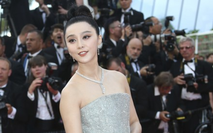 Chinese actress Fan Bingbing was the world's fifth-highest paid actress in 2016, with earnings of US$17 million, according to Forbes. Photo: AP