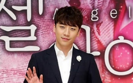 Seungri will hold his first solo concert in August. Photo: Yonhap