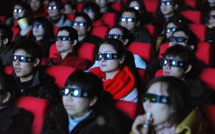 Box office revenue in China touched 32 billion yuan in the first half of 2018. Photo: AFP