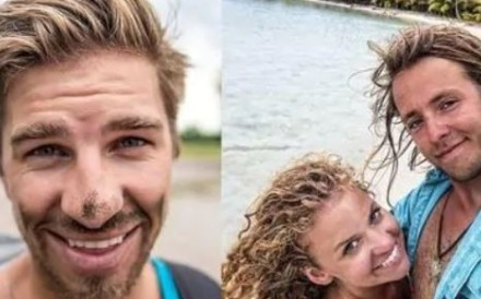 A GoFundMe campaign has been set up for Ruyker Gamble, Alexey Lyakh and Megan Scraper. Photos: GoFundMe