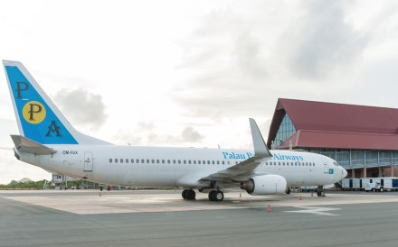 Palau Pacific Airways says it has been forced to suspend operations. Photo: Shutterstock