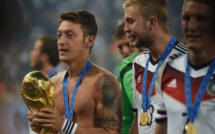 Mesut Ozil Treatment Proves Trevor Noahs Fifa World Cup Point About