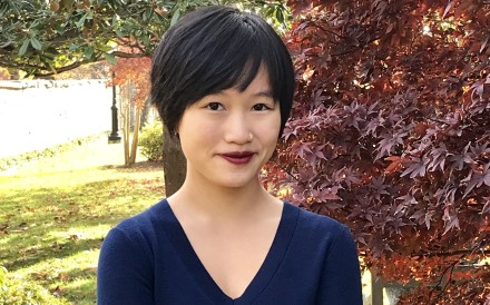 Chinese-American author Rebecca F. Kuang. Picture: Rebecca F. Kuang