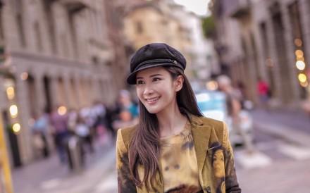 Singaporean socialite and avid Instagram fashion blogger Jamie Chua. Photo: Instagram