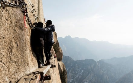 The Five Great Mountains of China – from the notoriously difficult Huashan to Mount Song of Shaolin Temple fame – have been inspiring artists, poets and writers for several millennia