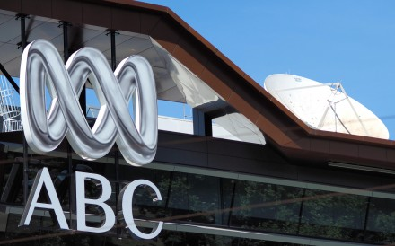 Australian national broadcaster blocked amid strained relations between the two countries