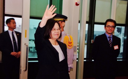 If Taiwan is fast losing allies, Tsai Ing-wen has only herself to blame. Photo: CNA