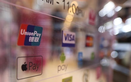 UnionPay is keen on expanding its mobile payment connectivity in the Grater bay Area. Photo: Sam Tsang