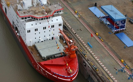 Icebreaker could pave the way for nuclear powered super ship but for now it's all about exploration and scientific surveys