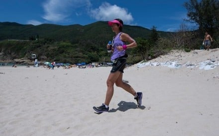 Clare Au Young believes volunteering has improved her race experience. Photo: The Green Race