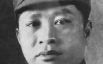 Relatives of Ye Ting, a Chinese military leader who died in 1946, successfully sued a company that published a video clip that parodied one of his poems. Photo: Handout