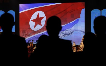North Korean military cadets attend an evening gala in September. The latest sanctions against North Korea come as Washington maintains pressure on Pyongyang to dismantle its missile and nuclear programmes. Photo: AP