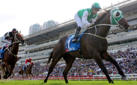 Pakistan Star wins the Standard Chartered Champions & Chater Cup. Photos: Kenneth Chan