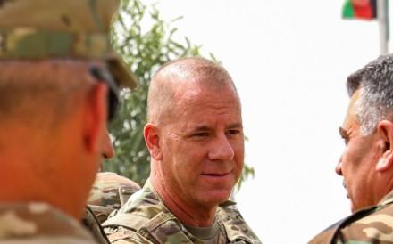 US Army Brigadier General Jeffrey Smiley. Photo: Staff Sergeant Neysa Canfield