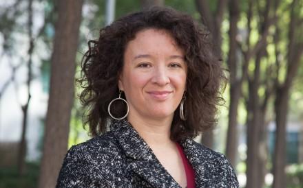 Author Leta Hong Fincher.