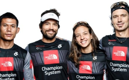 (From left) Jantaraboon Kiangchaipaiphana, Guilherme Pahl Siqueira Silva, Camila De Araujo Nicolau and Ryan Blair are heading to Reunion Island. Photo: Asia Pacific Adventure