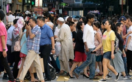 Many people in Hong Kong have to deal with everyday racism. Photo: Fung Chang