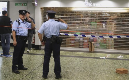 Ever since the Occupy debacle of 2014, some members of the opposition have been trying desperately to paint the Hong Kong police as unprofessional and prone to excessive use of force. Photo: Edward Wong