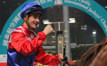 Jockey Christophe Lemaire. Photos: Kenneth Chan
