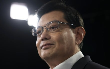 Heng Swee Keat, the man on course to be Singapore's next prime minister. Photo: Bloomberg