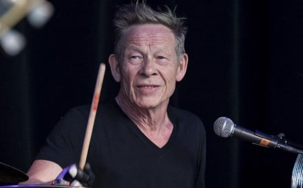 Paul Cook, Sex Pistols' drummer, performs with his band The Professionals, in Sweden, in June. Picture: Alamy