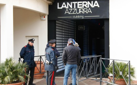 Brother Of Italian Mafia Supergrass Informant Girolamo