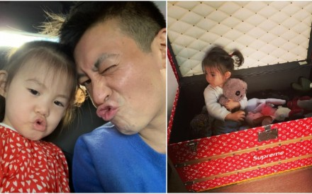 Actor, singer-songwriter, rapper, producer, entrepreneur and fashion designer Edison Chen riled social media trolls when he shared a photo of his daughter at play in a luxury toy chest over the Christmas period.