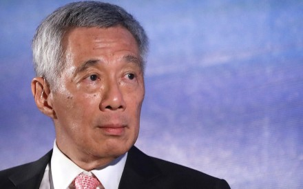 Singapore's Prime Minister Lee Hsien Loong. Photo: Bloomberg