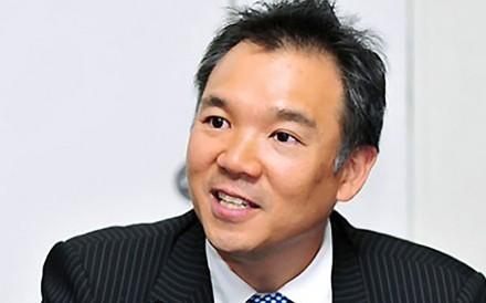 Kim Jung-ju, the founder of Nexon, South Korea's largest video game company Nexon. Photo: Handout