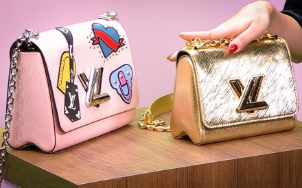 Louis Vuitton's new handbags are functional and aesthetically flamboyant.