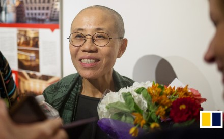 Liu Xia, the widow of Chinese Nobel Peace Prize-winning political dissident Liu Xiaobo, has made her first formal appearance since leaving China. She attended an event in New York on September 26,...