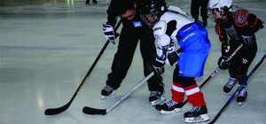 Exclusive to SCMP readers - Ice Hockey beginners' class