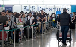 airport aims to speed up expansion to cut impact on flights