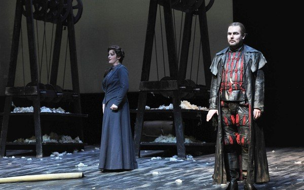 Opera Hong Kong stages The Flying Dutchman for Wagner anniversary
