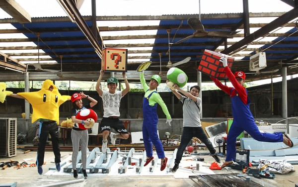 Flugtag and its funky flying machines are ready for take-off in Hong Kong