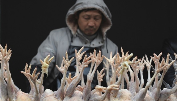 Police seize chicken feet in storage since 1967, smuggled from Vietnam