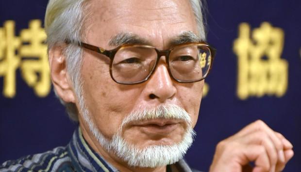 Studio Ghibli co-founder Hayao Miyazaki: Japan's political shift drew me out of retirement