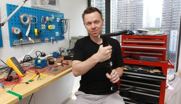 'French revolution' in Shenzhen as Cyril Ebersweiler's HAX helps start-ups speed products to market