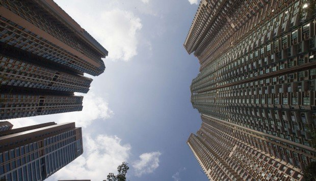 Hong Kong's land supply has little to do with sky-high housing prices