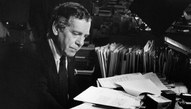 Legendary TV newsman Morley Safer dead at 84, one week after retiring from '60 Minutes' | South China Morning Post