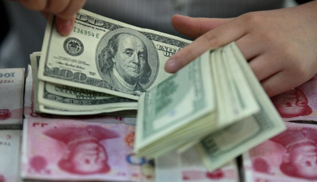 Yuan gains ahead of weekend G20 ministers' meeting   South China Morning Post