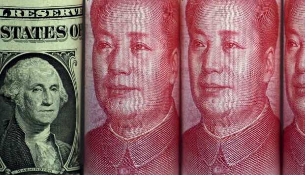 Yuan falls sharply after PBOC cuts fixing most in seven weeks   South China Morning Post